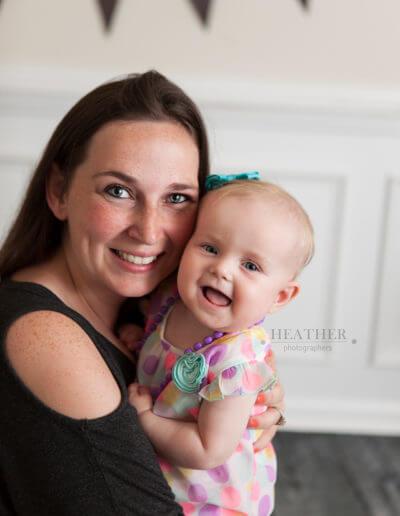 Studio Family Portraits GA