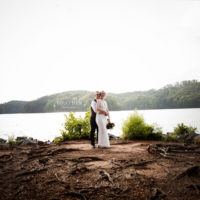 Bethany + Zach's Wedding at Red Top Mountain State Park