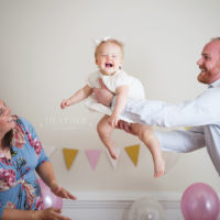 Look Who's 1! Miss Charlotte's Photo Shoot