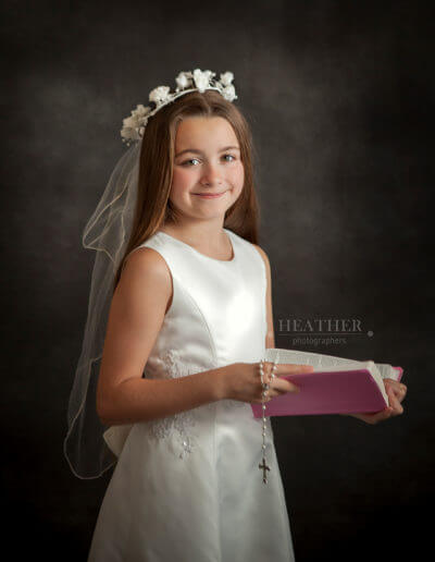 first holy communion portraits canton woodstock ga