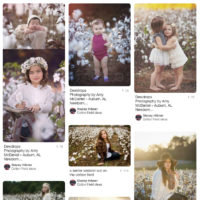 Cotton Field Portrait Sessions