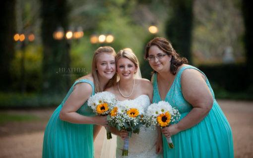 Jaime + Ben's Wedding at Cedar Plantation