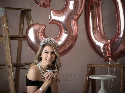 Ladies' Birthdays & Portraits