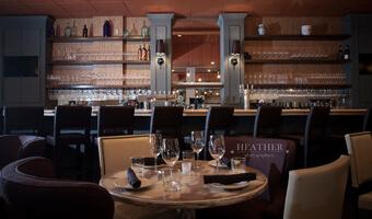Architectural & Food Shoot at Buckhead Atlanta's Newest Wine Bar & Small Bites Restaurant