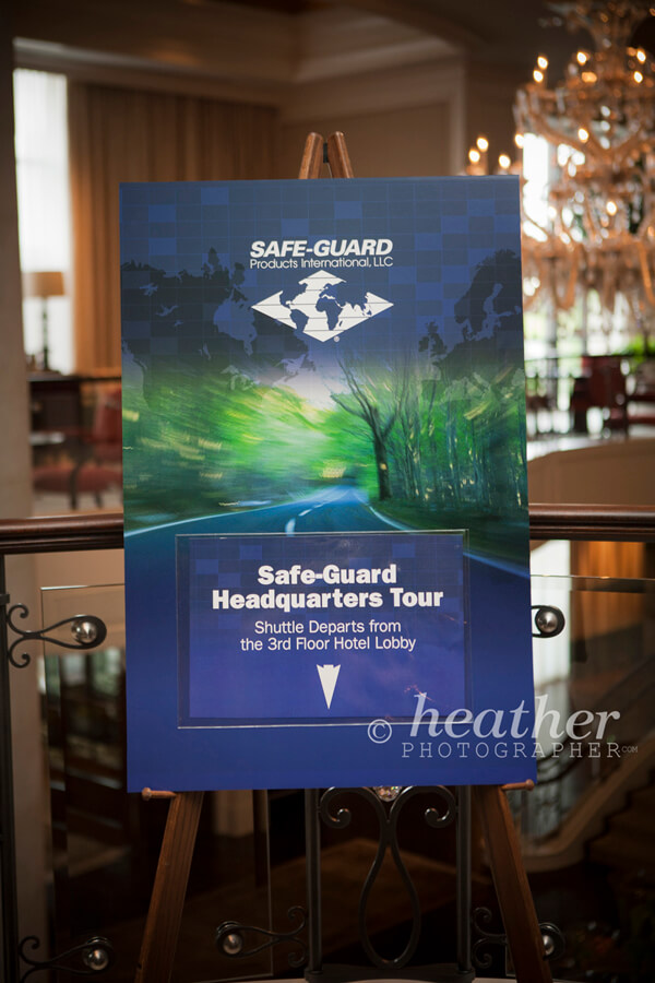 Safe-Guard Headquarters Tour
