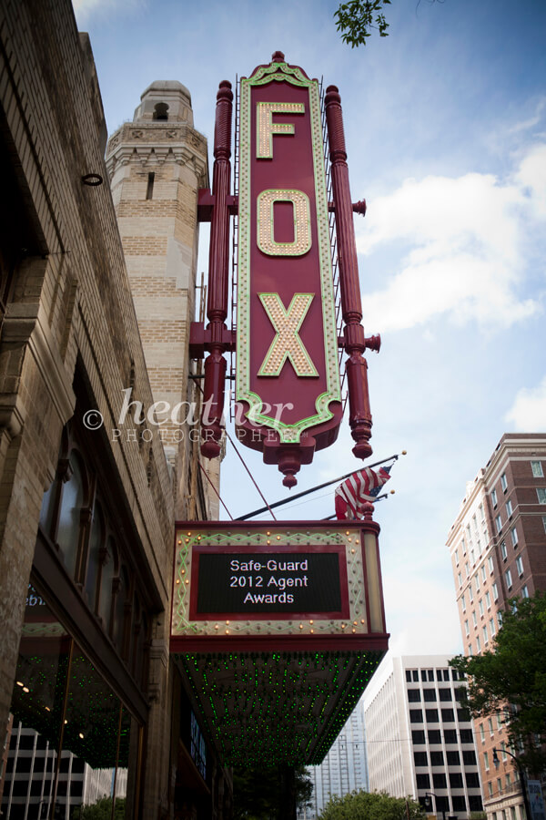 Agent Recognition Celebration at The Fabulous Fox Theater