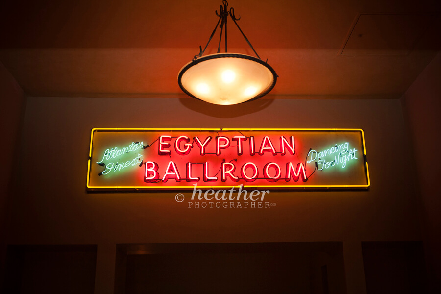 The Egyptian Ballroom at The Fabulous Fox Theater