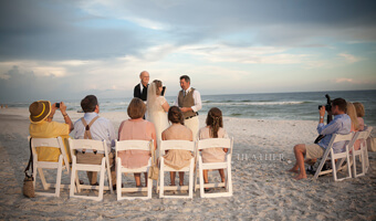 Heather + Jackson's Beach Wedding Vow Renewal – 30a Watersound & Santa Rosa Beach, Florida