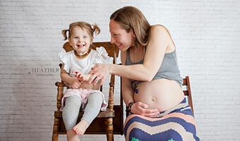 Full Maternity Session – Jenifer & Ben