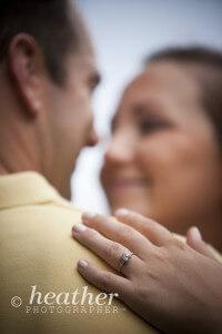 Engagement Portrait Session