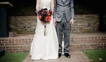 Marta + Shaun's Catholic Church Wedding & Hotel Reception – Atlanta, GA