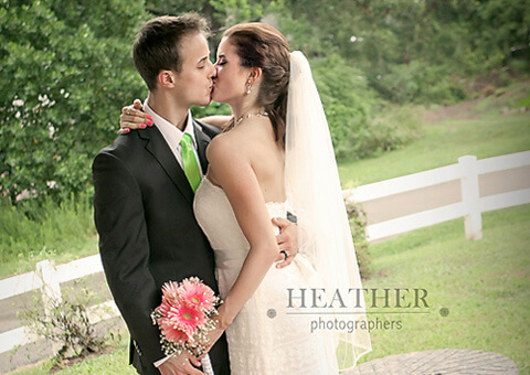 Devin + Dustin's Wedding at The Rock Barn in Canton, GA