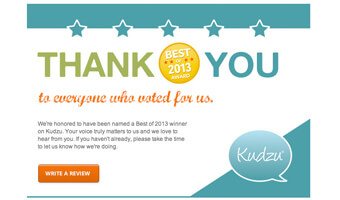 Heather Photographers Awarded Best of 2013 on Kudzu