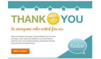Heather Photographers Awarded Best of 2013 on Kudzu